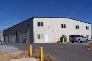 10340 SF Manufacturing Facility