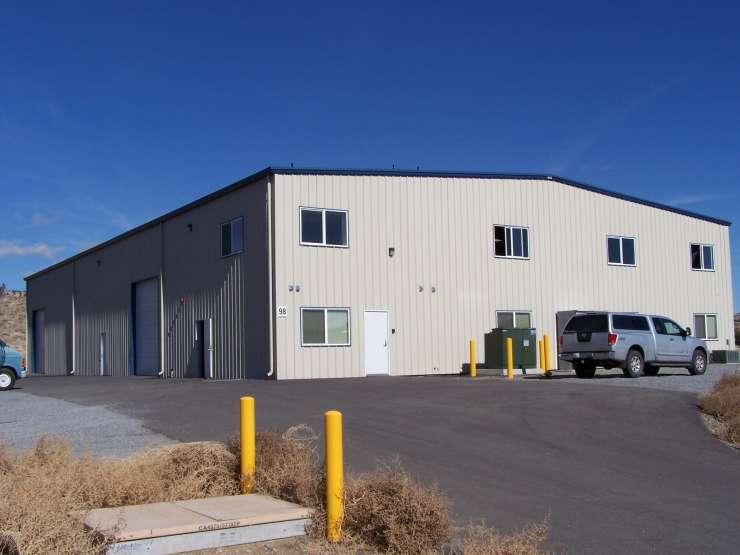 10340 SF Manufacturing Facility xxx