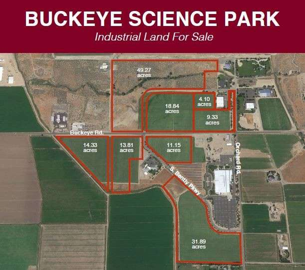 What Is Light Industrial Real Estate: Buckeye Sceince Park