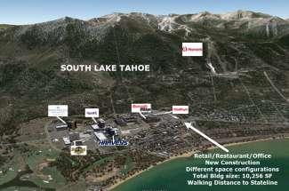 Highland Village- New Retail South Lake Tahoe, CA