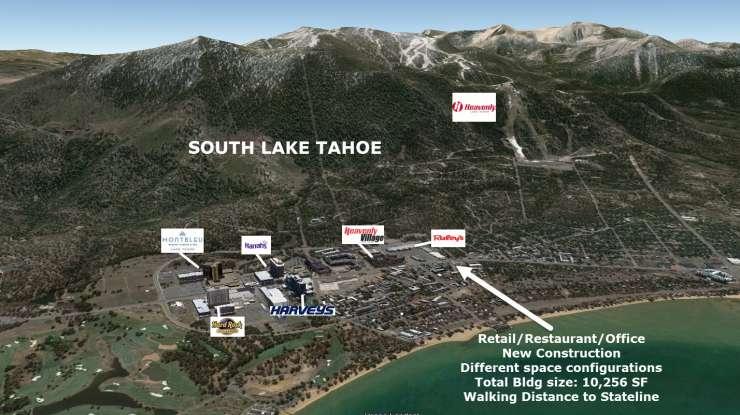 Highland Village- New Retail South Lake Tahoe, CA xxx