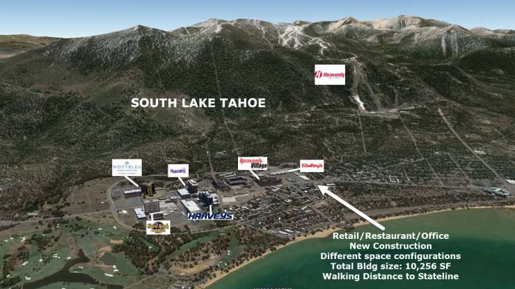 Highland Village- New Retail South Lake Tahoe, CA xxx