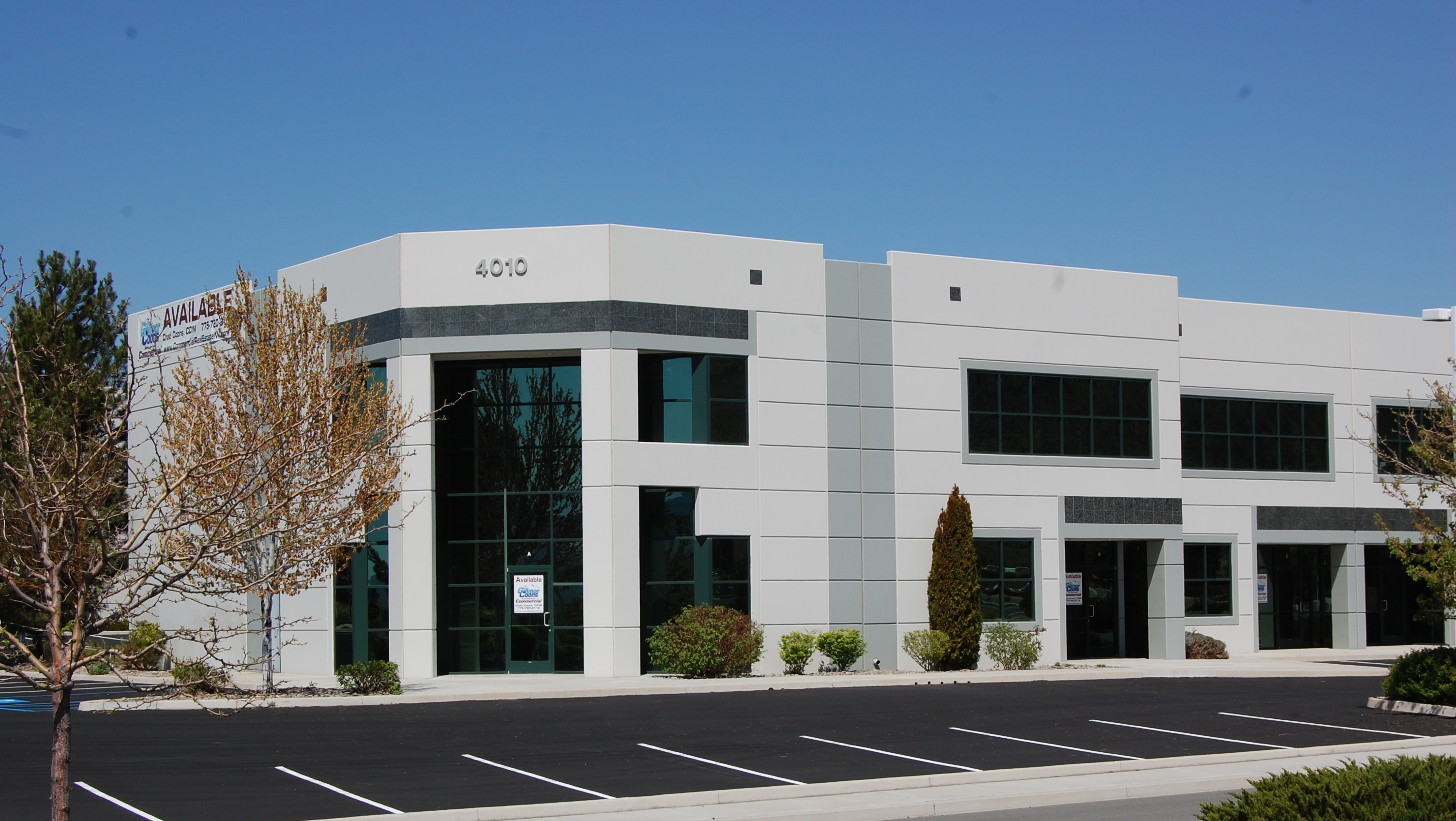 Carson city nv industrial flex space for lease for Building an estate