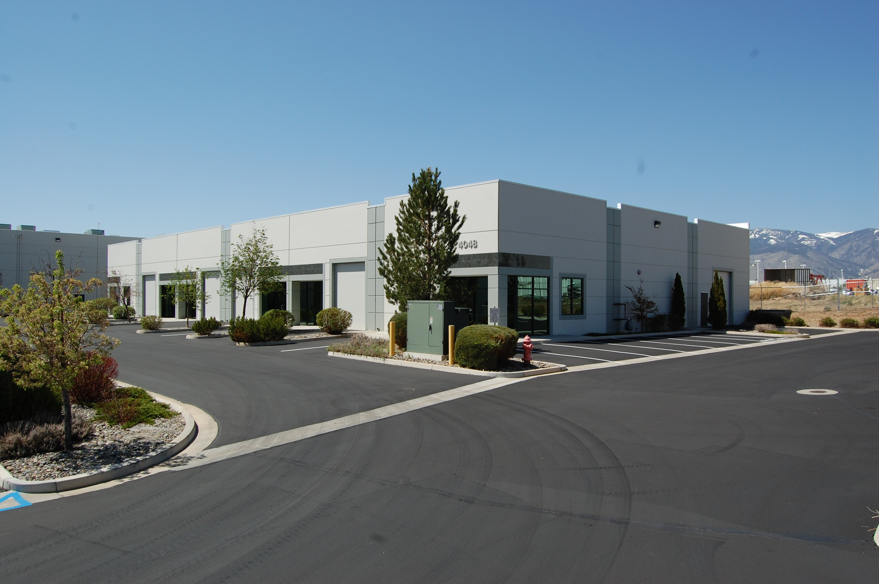 Carson City Nv Industrial Flex Space For Lease