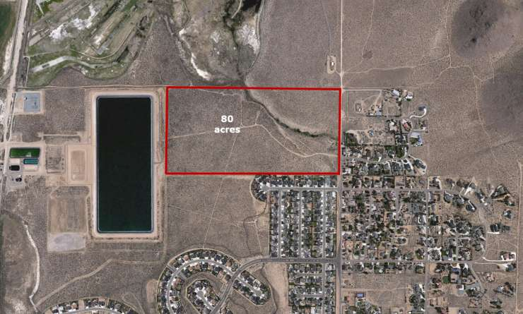 Vickie Ln, Minden, NV 89423 – 80 Acre Residential Development Opportunity xxx