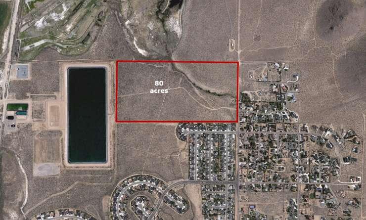 Vickie Ln, Minden, NV 89423 – 80 Acre Residential Development Opportunity xxx